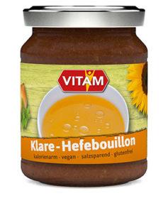 Klare Hefebouillon