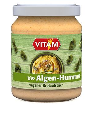 Packshot Algen-Hummus