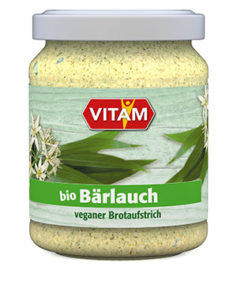 Packshot Bärlauch Brotaufstrich