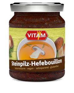 Steinpilz Hefebouillon