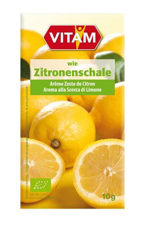 Packshot wie Zitronenschale